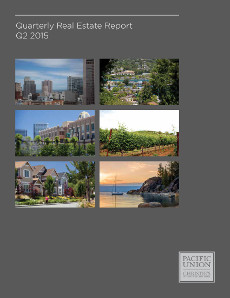 Pacific Union Quarterly Report Q2 2015