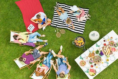 As Summer Nears Homeowners Have Outdoor Parties In Mind