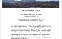 Lamorinda Real Estate March 2021 Market Report