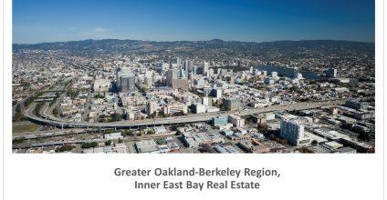 Oakland Berkeley Inner East Bay Real Estate June 2021 Report