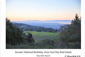 Oakland Berkeley Inner East Bay Real Estate May 2021