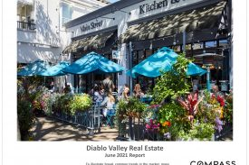 Diablo Valley Home Prices Market Trends June 2021