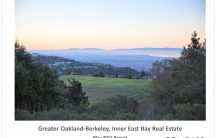 Oakland Berkeley Inner East Bay Real Estate May 2021