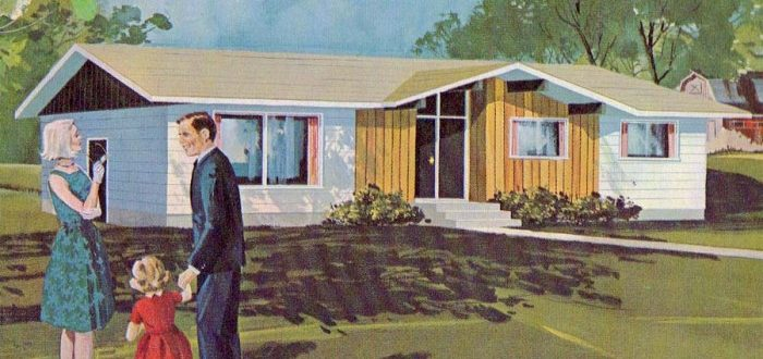Have American Homes Changed Much Over The Years Take A Look