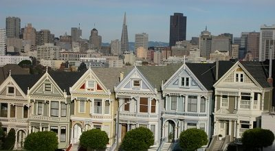 In The Bay Area Land Is More Valuable Than The Homes That Sit On It